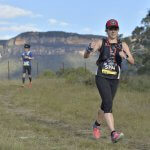 fisiocrem's Kylie Johnson takes on Ultra Trail Australia 50